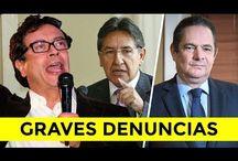 POLITICAS DE LA REPUBLICA DE COLOMBIA CANDIDATOS 2018