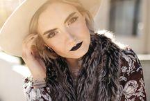 Shoot Boho Girl / lifestyle shoot bohemian girl