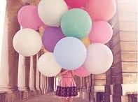 Balloons / Nobody can be uncheered with a balloon.