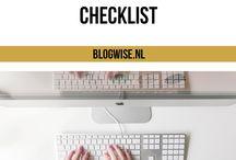 Blog tips / Hier vind je zeer handige artikelen op onze blog met allerlei blog tips voor beginnende en gevorderde bloggers.