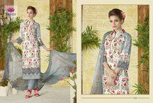 2602 Swagat Raaga Cotton Digital Print Salwar Kameez