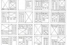 Magazine Layout & Grids / Layout for magszine, books and web