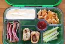 Yumbox Lunchbox Ideas / Yumbox Lunches