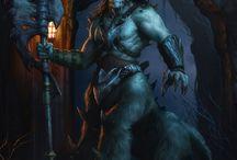 Myth & creatures