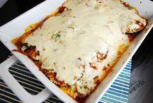 skinny recipes: main course