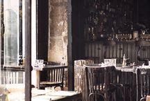 Restaurantes, bares...