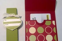 Gift Wrapping Ideas / by Judy Stice