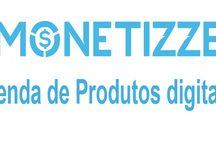 Monetizze / Monetizze Plataforma de Produtos Digitais - Seja um afiliado ou produtor e ganhe dinheiro trabalhando no conforto da sua casa faça o seu cadastro no site é gratuito saiba mais nos pins abaixo: