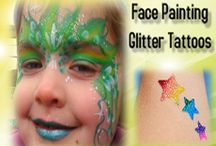 Childens Face Painting / Childrens face painting