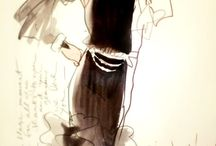 H. Intense Individualism (Fashion Illustrations)