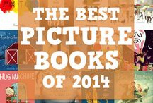 Picture books / Here's a collection of my favourite children's picture books!