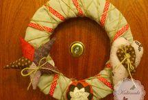 Christmas / Decoración para el hogar