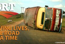 GRT Saving lives one road at a time / The World Health Organization predicts road crashes will be the leading cause of premature death and disability for children aged 5 and above in low and middle income nations.  Each year, 260,000 children die on the road and another one million are seriously injured, often permanently disabled.