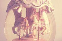 Carrousel / un peu de magie..