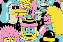Autres Illustrateurs / by Joao Baptista Lago