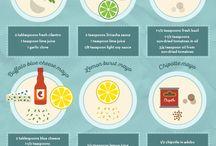 Food Info Graphics