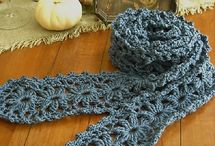 Crochet: Hats & Scarves / by Wendy Lundquist Hamlett