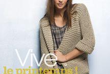 Knitting: magazines...