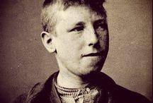 Photo's of British Home Children