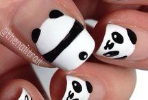 funny nail's