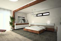 Spálňa dom