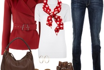 Favorite Fashions and Accessories / by Rhonda Dreibelbis