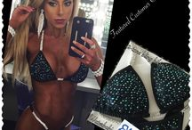 My competition bodybuilding bikini if but