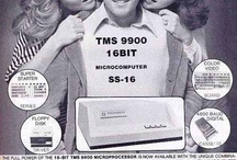 Vintage computer advertisements