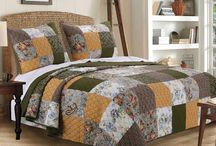 Floral Patchwork Quilts & Bedspreads