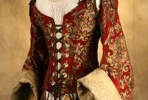 Pirackie ubrania - pirate clothing