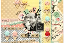 Scrapbooking Ice Cream