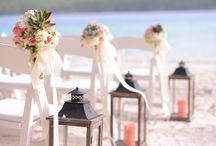 Good idea for wedding on the beach