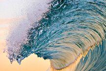 moře plné  nádhery