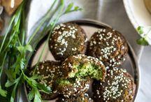 Falafel egipcio