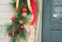 Holiday ideas- Christmas Outdoor decorations