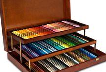 Kleur potloden