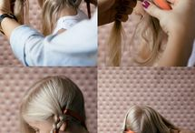 Little girl hair ideas / by Julie Dickinson