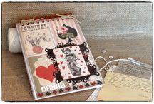 DecoCraft - packaging, art journaling, scrapbookin, snailmails, postcrossing