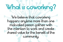 Coworking Books / Books about Coworking & Coworking Spaces / by Deskmag - About Coworking.