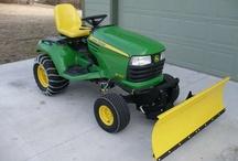 Tracteur / Tracteur