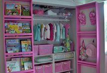 Kids Rooms / by Christina Holland