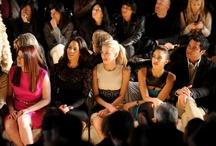 Front Row NYFW AW 2012 / by FacesOfNYFW .com