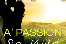 A Passion So Wild / A picture board for my contemporary romantic suspense novel set in the wilds of the African Jungle. Find out more at https://louiseroseinnes.co.uk