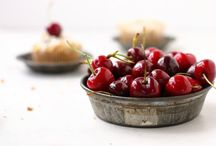 Very Cherry! / Sweet + Tart cherries delight in every way!!