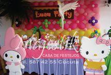 fiesta de hello kity