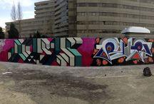 Arte di strada in giro per il mondo / Le arti di strada offrono l'evoluzione di questa forma artistica oggigiorno.