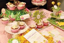 luncheon decorating & ideas