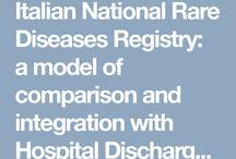 Épidémiologie des maladies rares (combien de personnes atteintes....) / Combien des personnes atteintes de maladies rares