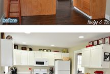 Inspiration for my kitchen / by Anecia Jensen