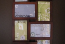 Meal planning organization / by Jenny Chrisler
